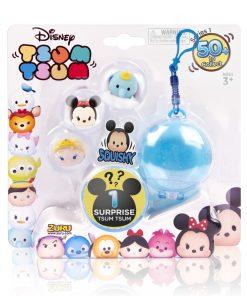 Figurine Disney Tsum Tsum - 5/PACK