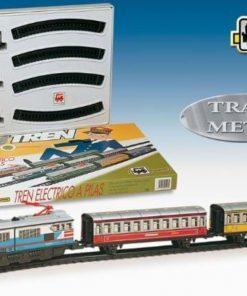 Trenulet electric de calatori Pequetren