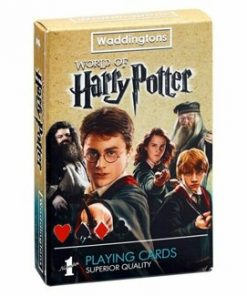 Carti de joc Waddingtons Harry Potter