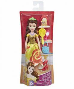 Papusa Disney Princess cu accesorii, Belle