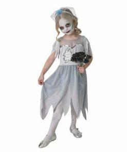 Costum Carnaval Mireasa Halloween, marimea M