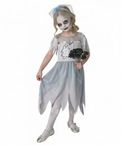 Costum Carnaval Mireasa Halloween, marimea S
