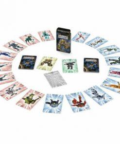 Carti de joc - Razboiul robotilor