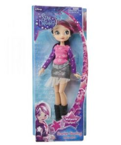 Disney papusa star darlings - scarlett