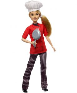 Papusa Barbie Career, Chef, FXN99