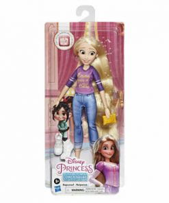 Papusa Disney Princess Comfy - Rapunzel