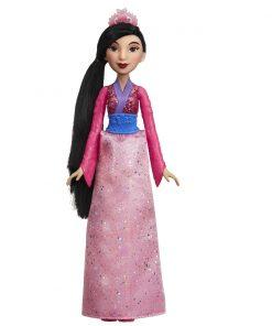 Papusa Disney Princess - Shimmer Fashion - Mulan