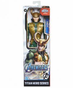 Avengers, Figurina Endgame Titan Hero - Loki
