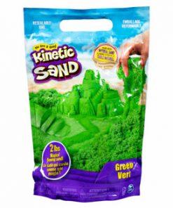 Kinetic Sand Verde, 900 grame
