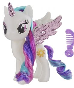 Figurina Hasbro My Little Pony - Printesa Celestia sclipitoare