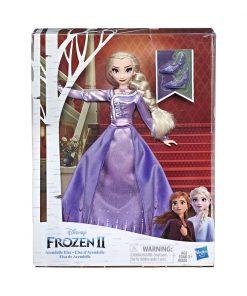 Papusa Elsa Deluxe Fashion Disney Frozen 2