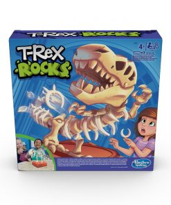 Joc de societate T-Rex Rocks Hasbro Games