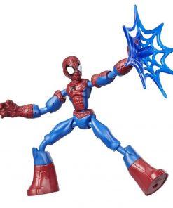 Figurina flexibila Spiderman Bend and Flex (E7686)