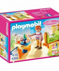 Playmobil Dollhouse, Camera bebelusului