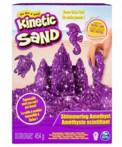 Kinetic Sand, Pietre pretioase, mov