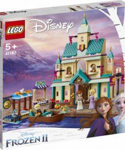 LEGO Disney Frozen II, Castelul Arendelle 41167
