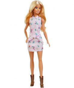 Papusa Barbie Fashionistas 119, FXL52