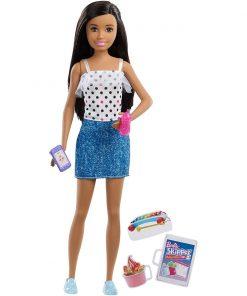 Papusa Barbie Skipper Babysitter, FXG92