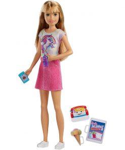 Papusa Barbie Skipper Babysitter, FXG91