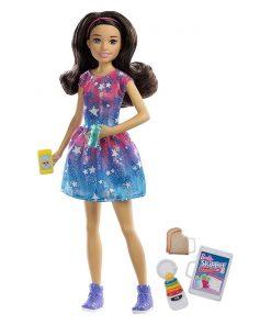 Papusa Barbie Skipper Babysitter, FHY89