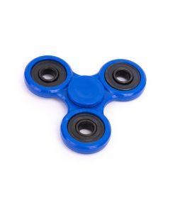 Fidget Spinner Cu Rulmenti Albastru Inchis