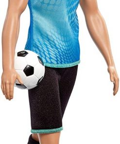 Papusa Barbie - Ken fotbalist, FXP02
