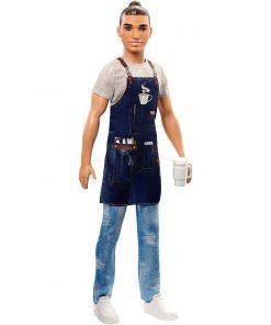 Papusa Barbie - Ken barman, FXP03