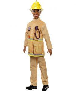 Papusa Barbie - Ken pompier, FXP05
