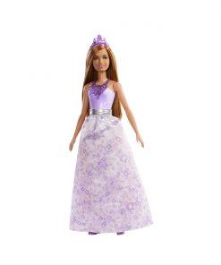 Papusa Barbie Dreamtopia Printesa, Mov (FXT15)