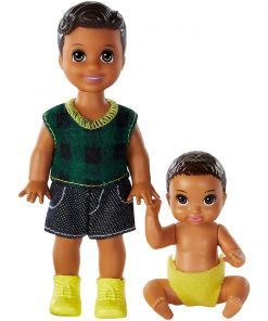 Set Papusa Barbie Babbysitters, GFL32