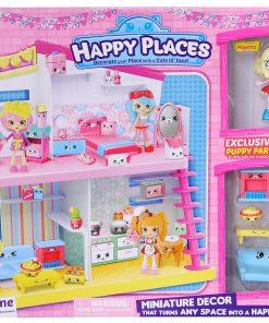 Happy places Shopkins - Casa Shopkins Seria 1