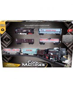 Cool Machines - Trenulet electric cu lumini