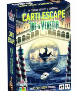 Joc Carti Escape - Jaf in Venetia