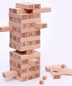 Joc din lemn model Jenga