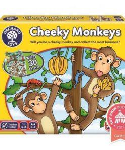 Joc educativ Cheeky Monkeys