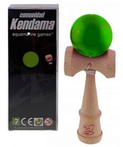 Kendama green