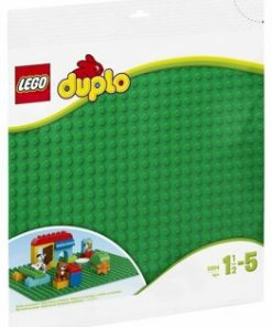 LEGO DUPLO, Placa mare verde pentru constructii 2304