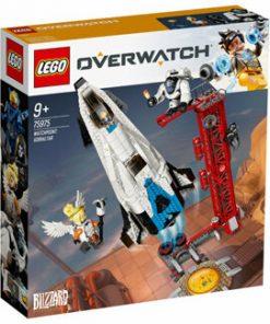 LEGO Overwatch, Punct de observatie: Gibraltar
