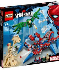 LEGO Super Heroes, Vehiculul lui Spider-Man 76114