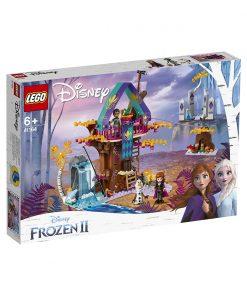 LEGO® Disney Frozen 2 - Casuta fermecata din copac (41164)