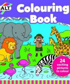 Marea carte de colorat