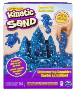 Nisip Kinetic Pietre Pretioase Albastru