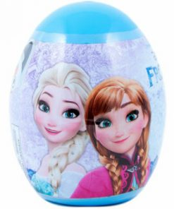Ou magic cu plastilina si unelte Frozen