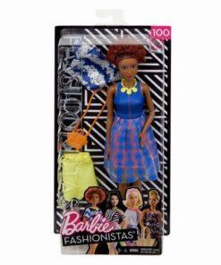 Papusa Barbie Fashionista Creata Cu Hainute De Schimb