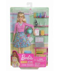 Papusa Barbie Set Profesoara
