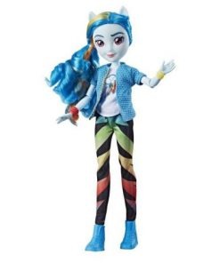 Papusa hasbro my little pony equestria girls rainbow dash
