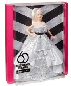 Papusa Mattel Barbie De Colectie Aniversara 60 de ani