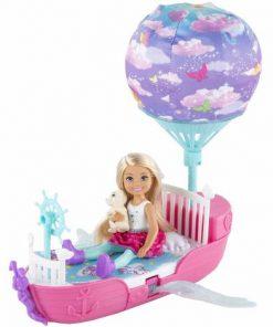Papusa Mattel Barbie Dreamtopia Printesa cu balonul fermecat