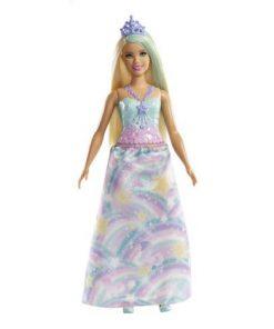 Papusa Mattel Barbie Dreamtopia Printese