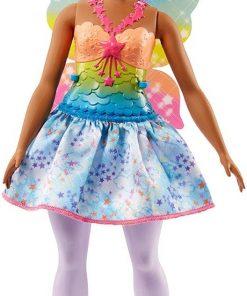 Papusa Barbie Dreamtopia - Zana cu aripioare, FJC87